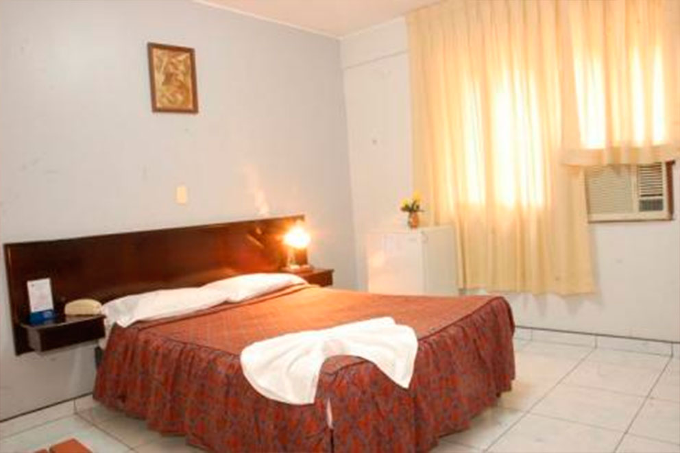 Monte Azul (Habitacion Doble) Hotel 2 Estrellas - TinganaTours