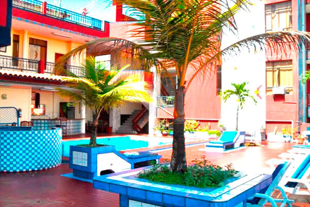 Hotel Nilas (Habitación Doble) Hotel 3 Estrellas  - TinganaTours