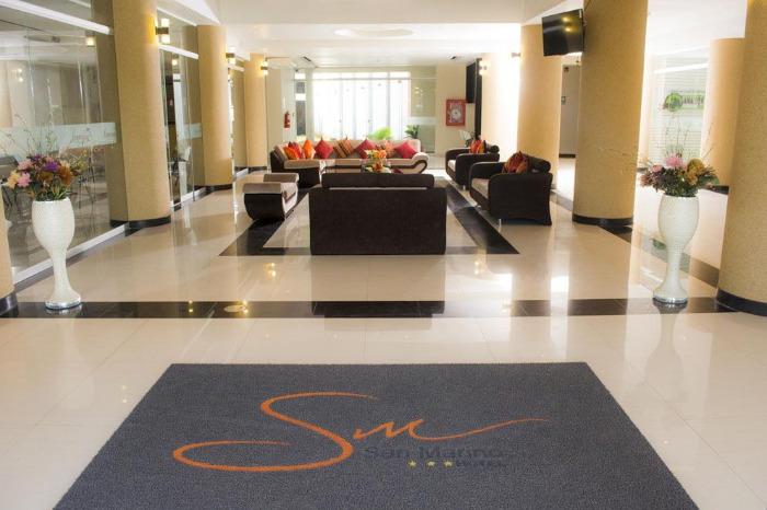 San Marino (Habitacion Doble) Hotel 3 Estrellas - TinganaTours